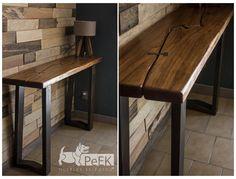 Credenza De Madera Rustica : Minivitrina rústica de madera natural tienda