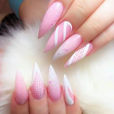# stiletto acrylic nails