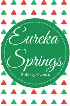 2015 Christmas events in Eureka Springs