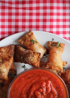 Homemade Pizza Rolls by Carpe Season