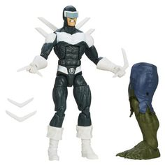 Marvel The Amazing Spider-Man 2 Marvel Legends Infinite Series Deadliest Foes Action Figure Boomerang, 6 Inches, http://www.amazon.com/dp/B00G69QBNE/ref=cm_sw_r_pi_awdm_jn4Yvb1SY24H8
