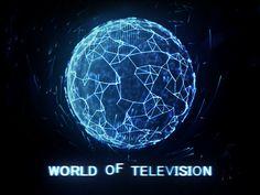 TV world changes splash by Gleb Kuznetsov✈