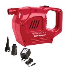 Amazon.com : Coleman QuickPump 12-volt Pump : Sports & Outdoors