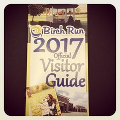 Do you have a copy of the 2017 Birch Run Visitors Guide ? Stop in our office at 7971 Main Street to pick up a copy.  #discoverbirchrun #puremichigan