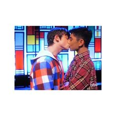 Justin Gets Some Action On 'Ugly Betty' [Quickies] - Full Size Photo -... ❤ liked on Polyvore