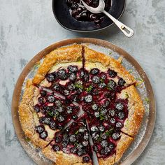 Tater tots and blueberry and cream cheese pie: Yotam Ottolenghi's fourth of July recipes
