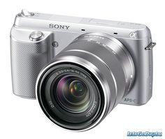 My newest baby. Sony NEX F3.
