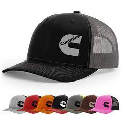 40767c5f64c Cummins Diesel SnapBack Trucker Hats 112 Available at www.DieselTees.com  Cummins Girl