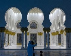 ERCO Light Scout - Projects - Sheikh-Zayed-bin-Sultan-Al-Nahyan Mosque - Introduction