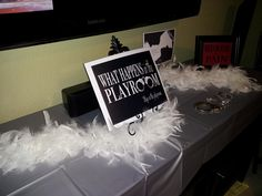 50 Shades of Grey Book Party