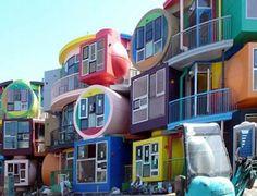 Tokyo's Reverse Destiny lofts