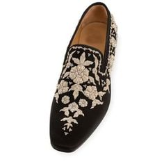 Christian Louboutin Loafers Collection & more details Mens Shoes Boots, Men's Shoes, Shoe Boots, Dress Shoes, Groom Wedding Shoes, Groom Shoes, Dress Loafers, Loafers Men, Christian Louboutin Loafers
