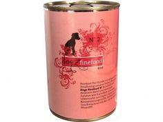#Dogz finefood No. 2 #Hundefutter mit Rind 6 x 400 g