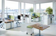 Grossraumbüro Einrichtung | Ihre büro-welt