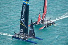 America's Cup 2017 Bermuda , F18, A-Cat, AC45 World Series, F16, Foiling, GC32 Racing Tour, Nacra 17,Olympics