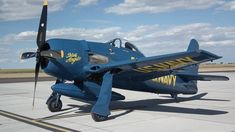 Grumman F8F Bearcat, last piston-engined fighter aircraft, World War II