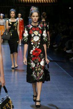 Collezione Dolce e Gabbana Primavera-Estate 2016 (Foto