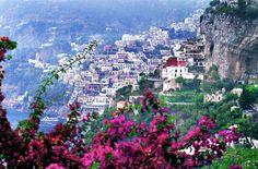gidelim buralardan...dayanamıyorum...#41 Positano, Italy (by Debbie Sabadash)