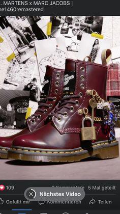 Dr. Martens, Dr Martens 1460, Combat Boots, Shoes, Zapatos, Shoes Outlet, Shoe, Footwear