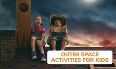 15 Outer Space Party Games and Activities for Kids - Kid Activities A collection of 15 fun outer space party games and activities for kids. Great for your little astronaut's special day or a classroom space themed day! Space Activities For Kids, Space Crafts For Kids, Space Preschool, Games For Toddlers, Star Citizen, Outer Space Facts, Astronaut Party, Space Games, Space Party