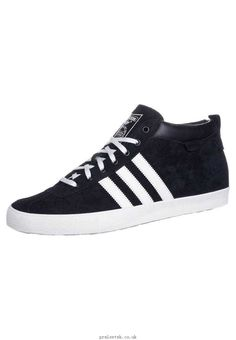 adidas Originals GAZELLE MID High-top trainers black AD112A0FO-Q00 Men's Shoes…