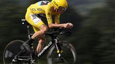https://flic.kr/p/KmmVe6 | Tour de France - Cette fois, Froome a réussi à battre Dumoulin et rélégué ses rivaux très loin