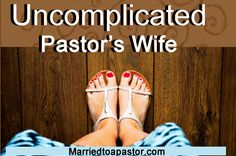 Pastors' Wives and Stress :http://marriedtoapastor.com/pastors-wives-stress/
