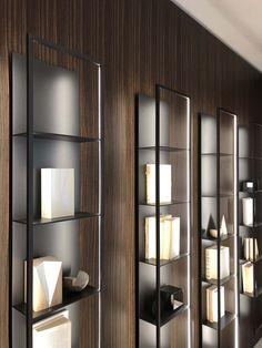 Office Interior Design, Office Interiors, Interior Modern, Interior Decorating, Shelving Design, Shelf Design, Cabinet Design, Jewelry Store Design, Furniture Design