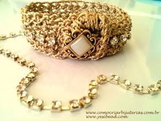 Mount Jewelry - How to Make and Sell, Step by Step, Ideas and More!: Crochet and beads 2