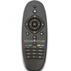 2422-549-02543este o telecomanda cu aspect original de cea mai buna calitate folosita pentru televizoarele LED/LCD si plasma marca Philips. Nu are nevoie de coduri pentru a functiona, telecomanda2422-549-02543are nevoie doar de baterii pe care le puteti comanda impreuna cu telecomanda. Va recomandam sa folositi pentru telecomanda2422-549-02543baterii alcaline.Telec