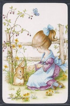 Good Afternoon sister,have a nice afternoon,xxx❤❤❤💌 Vintage Cards, Vintage Postcards, Vintage Pictures, Cute Pictures, Beautiful Pictures, Have A Nice Afternoon, Decoupage Vintage, Bunny Art, Holly Hobbie
