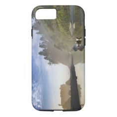 Sunset at Ruby Beach Olympic National Park iPhone 8/7 Case #abstract #pattern #iphone #protective #cases