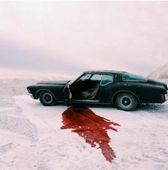 #car #blood #photography