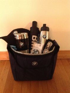 BMW Gift Basket