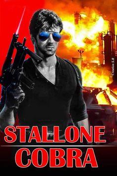 Stallone Cobra, Blade Runner Art, Silvester Stallone, Room Stuff, Arnold Schwarzenegger, Karate, Indie, Handsome, Action
