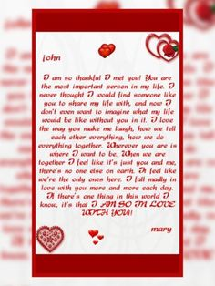 1000 Images About Love Letters On Pinterest