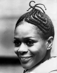 "Cicely Tyson    Oscar-nominated actress Cicely Tyson is a great beauty and revolutionary. As a star on ""East Side/West Side"" in the late '60s, she was the first Black woman to wear cornrows on TV!  Comments"