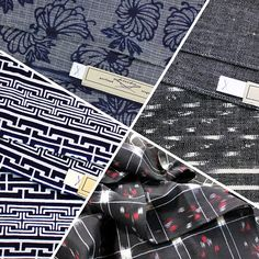 Speaking of beautiful Japanese fabric, I've been dying to write about this incredible new line of scarves from Portland, Oregon, called Kiriko. I met designer Katsu Tanaka (who also owns Portland's incredible Compound Gallery) at last month's Portland Bazaar, and all of us working the event were instantly smitten with his line.