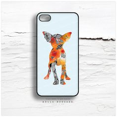 iPhone Case Lady Chihuahua by Iveta Abolina by HelloNutcase