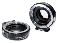 Canon EF Lens to Sony NEX Smart Adapter (Mark III): Mount Canon glass on your Sony NEX camera while preserving electronic aperture control, image stabilization, and (slower) autofocus. $399