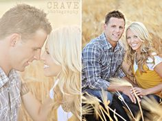 Some of the best engagement pictures I've seen!