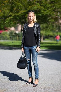 34 outfit ideas from the streets of Stockholm.