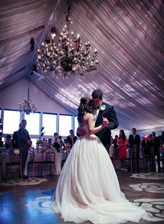 Featured Photographer: Marie Labbancz Photography; Wedding dress idea.