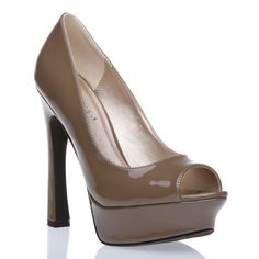 Pefect nude for my skin tone. Had to order them. 50% off too! SHOEDAZZLE