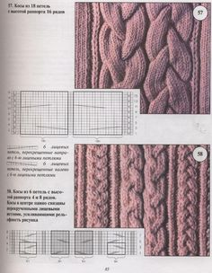 yosemite_ca — LiveJournal Cable Knitting Patterns, Baby Hats Knitting, Knitting Charts, Lace Knitting, Knitting Stitches, Knitting Designs, Knit Patterns, Stitch Patterns, Knitted Hats