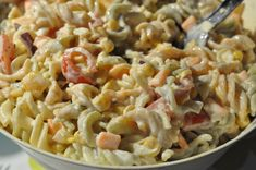 Food N, Good Food, Food And Drink, Yummy Food, Energy Drinks, Creme Fraiche, Healthy Cooking, Salad Recipes, Macaroni And Cheese