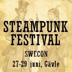 Tröst för ett knytt: Nästa stopp steampunkfestivalen i Gävle