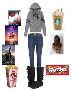 """""""Movie tag"""" by miatoma ❤ liked on Polyvore"""