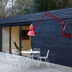 """strtmrkt: """"Anglepoise Giant Outdoor Wall Lamp Where to buy Follow on fancy """""""