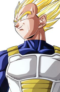 prince of ALL(6) Saiyans #VEGETA